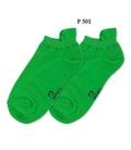 جوراب مچی نانو پاتریس ساده سبز کد 501