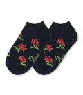 جوراب بچگانه نانو پاتریس طرح گل رز (۳ تا ۶ سال)