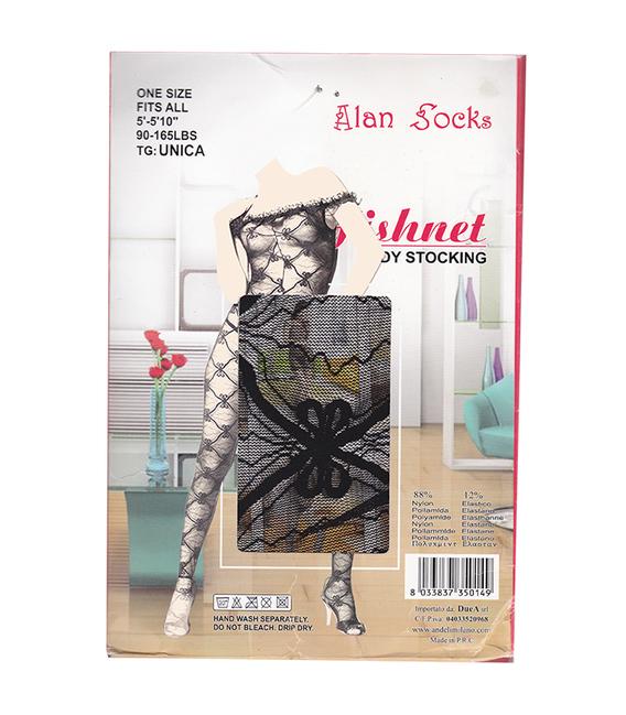 بادی فانتزی Alan Socks مدل 3040