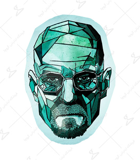 استیکر LooLoo طرح Breaking Bad