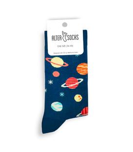 جوراب Alter Socks طرح Planet سیاره