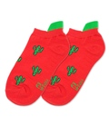 جوراب مچی نانو پاتریس طرح کاکتوس قرمز