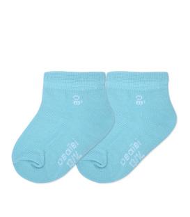 جوراب بچگانه Obaïbi ساده رنگارنگ - پنج جفت