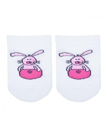 جوراب بچگانه LC Waikiki طرح خرگوش