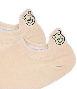 جوراب قوزکی طرح پو خاکی