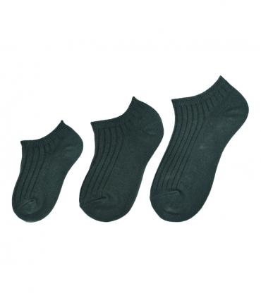 جوراب بچگانه مچی ساده سبز