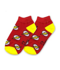 جوراب بچگانه نانو پاتریس طرح فلش (۳ تا ۶ سال)