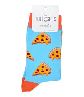 جوراب Alter Socks طرح پیتزا