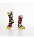 جوراب Özgür ازگور ساق دار طرح خال خالی درشت