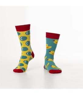 جوراب Özgür ازگور ساقدار لنگه به لنگه طرح اردک