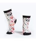 جوراب Özgür ازگور ساق دار طرح گربه ملوس