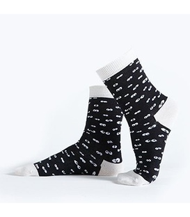 جوراب Özgür ازگور ساقدار طرح چشم مشکی