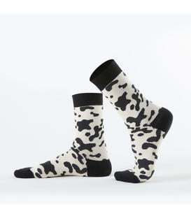 جوراب Özgür ازگور ساقدار طرح پوست گاوی