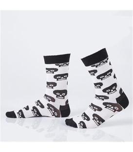 جوراب Özgür ازگور ساقدار طرح کله اسکلت