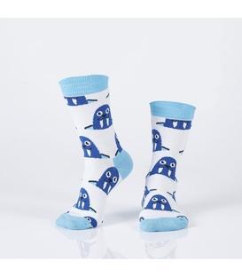 جوراب Özgür ازگور ساق دار طرح فک دریایی