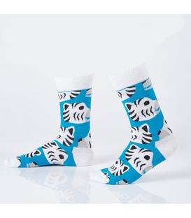 جوراب Özgür ازگور ساقدار طرح ببر