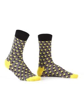 جوراب Özgür ازگور ساقدار طرح خال خالی ریز