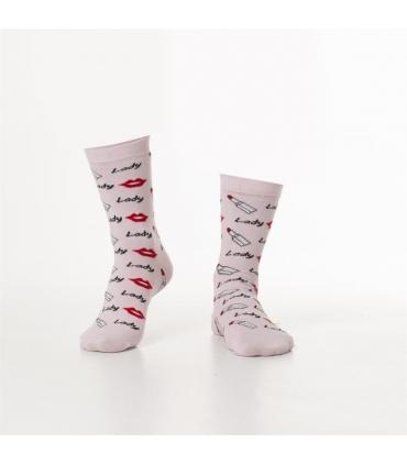 جوراب Özgür ازگور ساقدار طرح Lady