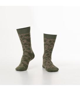 جوراب Özgür ازگور ساقدار طرح ارتشی خاکی