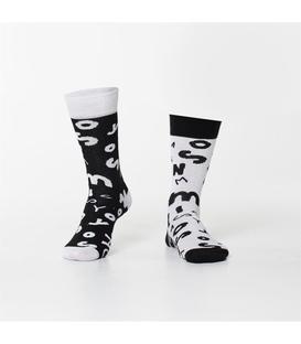 جوراب Özgür ازگور ساقدار لنگه به لنگه طرح الفبا