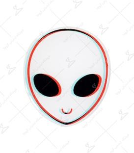 استیکر ژله ای برجسته لیت آرت طرح Alien