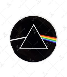 استیکر ژله ای برجسته Lit Art لیت آرت طرح Pink Floyd