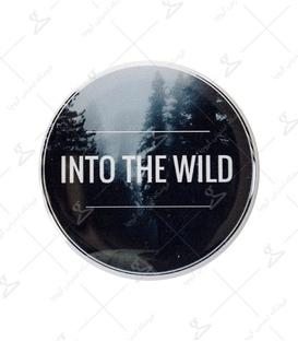 استیکر ژله ای برجسته لیت آرت طرح Into the Wild