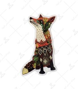 استیکر ژله ای برجسته Lit Art لیت آرت طرح روباه