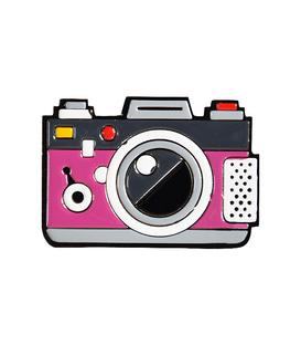 پین فلزی Hiuman هیومن طرح دوربین آنالوگ