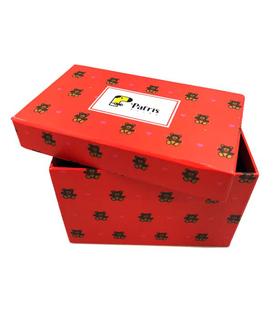 جعبه کادویی مقوایی ضخیم پاتریس طرح خرس قرمز