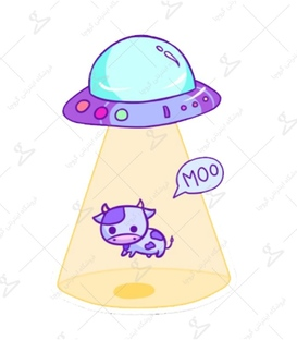 استیکر LooLoo طرح Moo