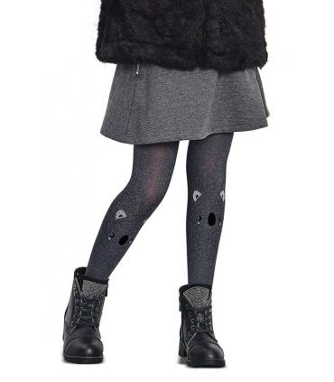 جوراب شلواری بچگانه Penti پنتی طرح کوآلا خاکستری ضخامت 40