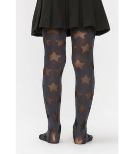 جوراب شلواری بچگانه Penti پنتی طرح Starry دودی ضخامت 60