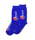 جوراب ساقدار نانو پاتریس طرح پپسی آبی