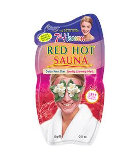 ماسک صورت حرارتی حاوی عصارههای گیاهی مونته ژنه مدل 7th heaven حجم 15 گرم