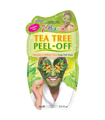 ماسک صورت Peel-Off درخت چای مونته ژنه مدل 7th heaven حجم 10 میلی لیتر