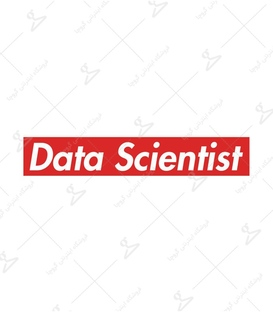 استیکر لیت آرت طرح Data Scientist
