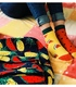 جوراب نانو نیم ساق پاآرا طرح هندوانه