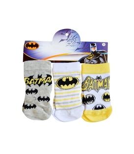 جوراب بچگانه نیم ساق Çimpa چیمپا طرح بتمن - سه جفت