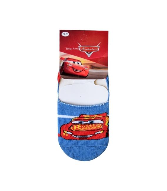 جوراب بچگانه کالج Çimpa چیمپا طرح مک کوئین آبی