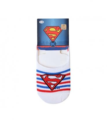 جوراب بچگانه کالج Çimpa چیمپا طرح سوپرمن سفید