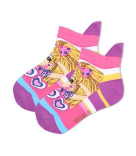 جوراب بچگانه مچی Çimpa چیمپا طرح Winx Club Stella راه راه