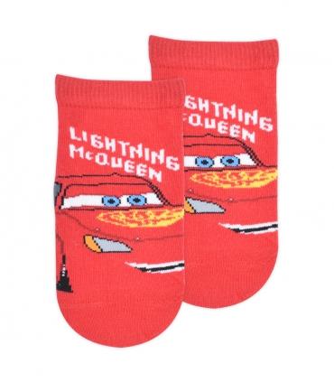 جوراب بچگانه مچی Çimpa چیمپا طرح مک کوئین قرمز