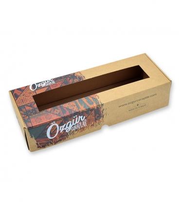 جعبه کادویی رو باز Özgür بزرگ
