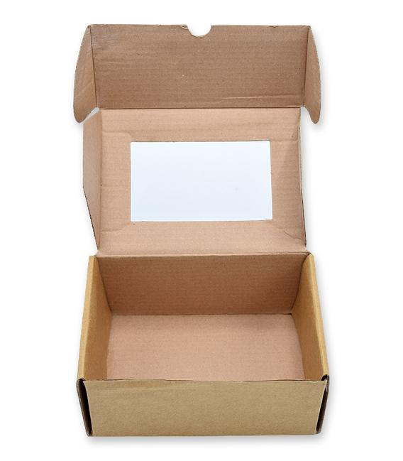 جعبه کادویی رو باز Özgür کوچک