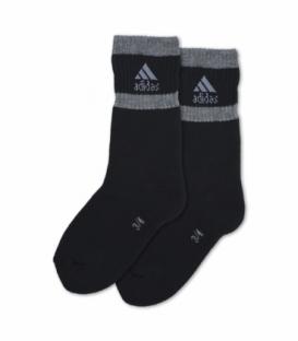جوراب بچگانه حوله ای ساقدار پاآرا طرح ورزشی مشکی