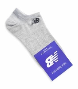 جوراب قوزکی طرح New Balance خاکستری