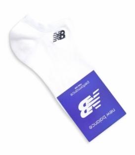 جوراب قوزکی طرح New Balance سفید