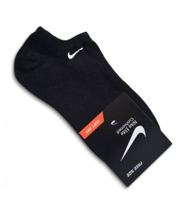 جوراب قوزکی طرح Nike مشکی