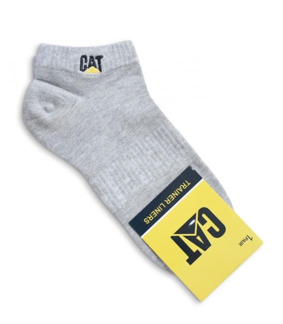 جوراب مچی طرح CAT خاکستری